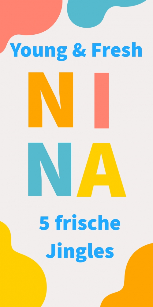 NINA - 5 frische Jingles