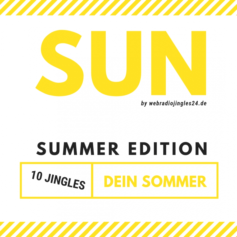 SUN - SUMMER Editon - Dein Sommer