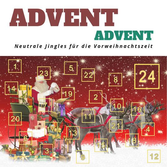 Radio - Adventskalender - Jingles