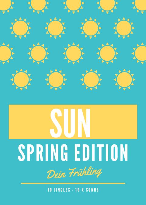 SUN - Spring Editon - Dein Frühling