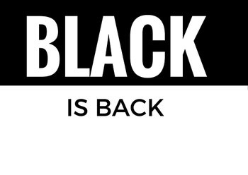 Bild 1 von BLACK IS BACK